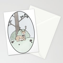 Dreamy Deer Stationery Cards