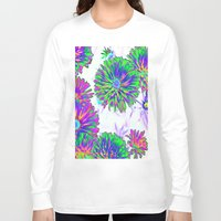 woodstock Long Sleeve T-shirts featuring Memories of Woodstock!!! by Brian Raggatt