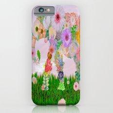 Elephant in my garden Slim Case iPhone 6s