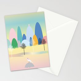 The House on the Hill Stationery Cards