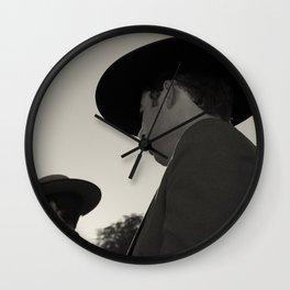 Feira da Golegã 2015 1 Wall Clock