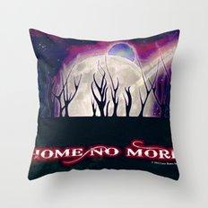 Home No More 020 Throw Pillow