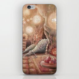 The Witch's Lair iPhone Skin