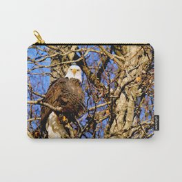 Bald Eagle (9279) Carry-All Pouch