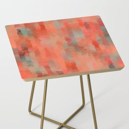 Coral Mirage Side Table