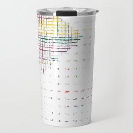 The System - diamond Travel Mug