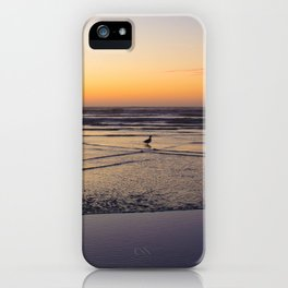 Mindful Moment iPhone Case