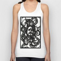 christian Tank Tops featuring Christian by Hanna Virdarson