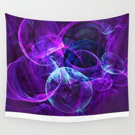Planetary Gifts From The Universal Light Wall Tapestry