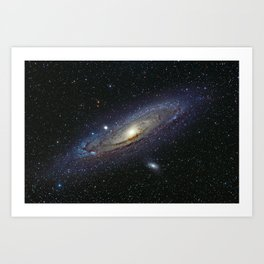 The Andromeda Galaxy Kunstdrucke