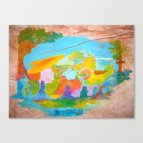 M4wu4l Canvas Print