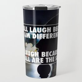 Being Different Travel Mug