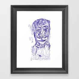 20170223 Framed Art Print