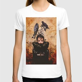 Crow Woman T-shirt