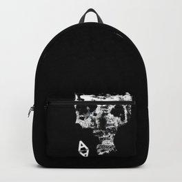 The AlwaysAbstrkt Skull Backpack
