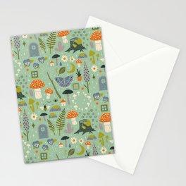 Fairy Garden Stationery Cards