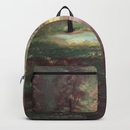 Warm Autumn day Backpack