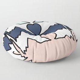 BIG HEART Floor Pillow