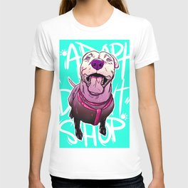 ADOPT DONT SHOP V2 T-shirt