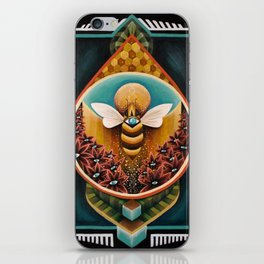 Path of the Pollen iPhone Skin