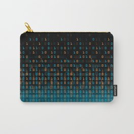 Binary Speed Carry-All Pouch