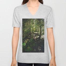 Oregon Forest Unisex V-Neck