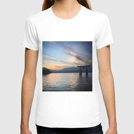 miyajima island views T-shirt