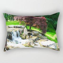 Crystal Waters Rectangular Pillow