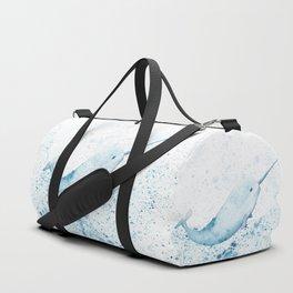 Magical Narwhal Duffle Bag