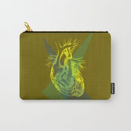 The geometry of the heart Carry-All Pouch