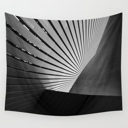Troubling Perspectives Wall Tapestry