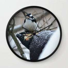 Lunch Time! Wall Clock