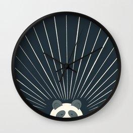 Good Morning Son - Panda Wall Clock