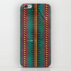 Geo Blanket iPhone & iPod Skin