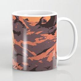 The Martian Journey Coffee Mug