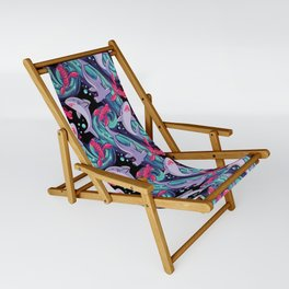 Sharky + Bobster Sling Chair