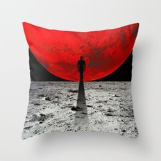 HOMESICKNESS Throw Pillow