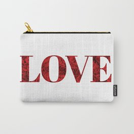 LOVE! Carry-All Pouch