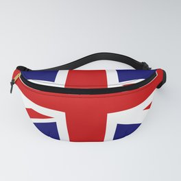 Union Jack Flag Fanny Pack