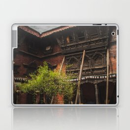 Architecture of Kathmandu City 001 Laptop & iPad Skin