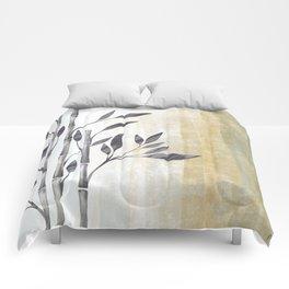Bamboo Gray Comforters