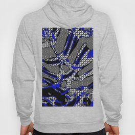 Abstract pattern mix 4B Hoody