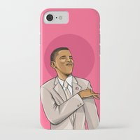 mcfreshcreates iPhone & iPod Cases featuring Easter Pink by McfreshCreates
