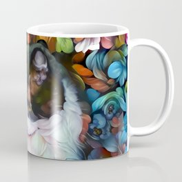 The Thinker Coffee Mug