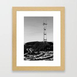 Cityscape No.2 Framed Art Print