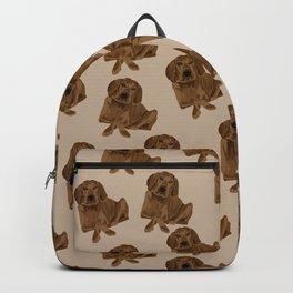 Bernie Pattern Backpack
