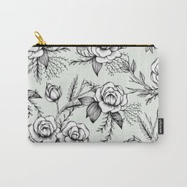 Bloom - Mint Carry-All Pouch