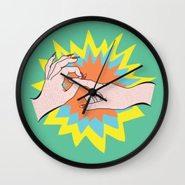 Nice and Easy Wall Clock