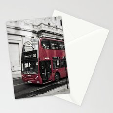 Red Bus, Bank of England Stationery Cards