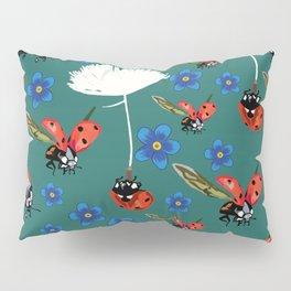 Spring Sing Pillow Sham